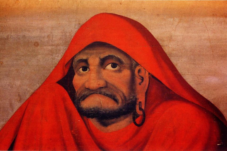 red arahant
