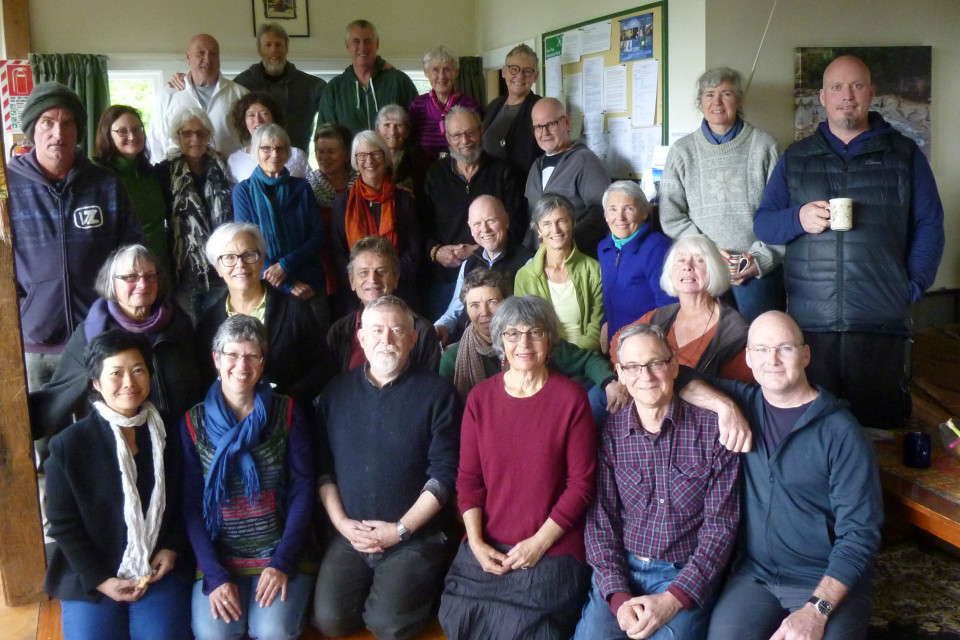 Photo of Triratna Order Member