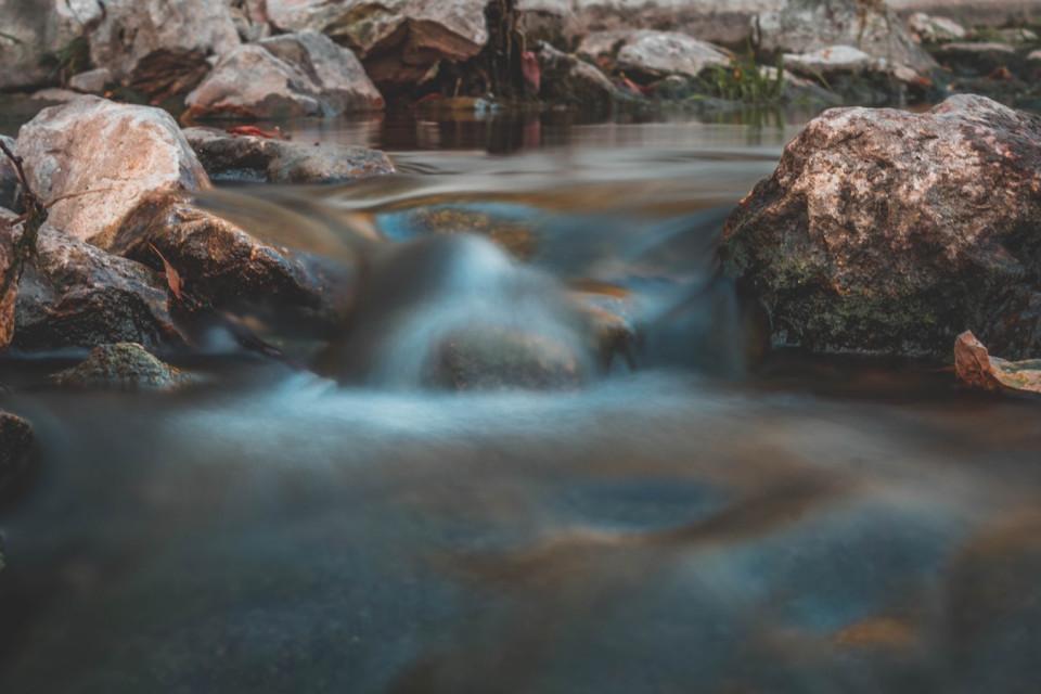 Time lapse river Sara Kurfe