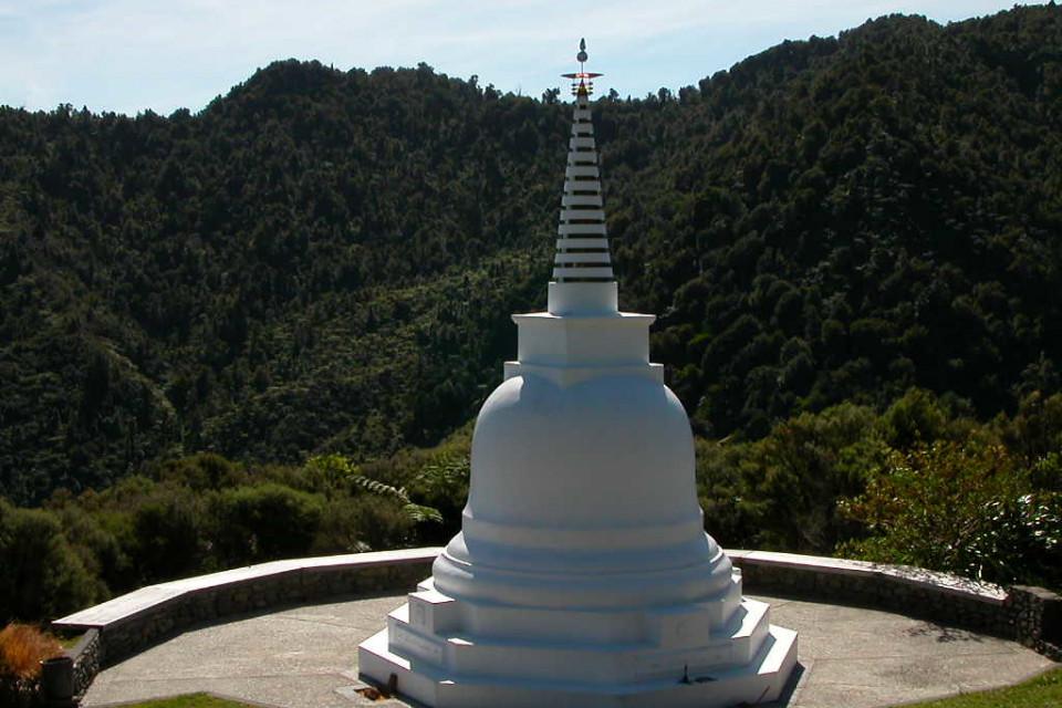 Stupa 2008